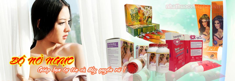 Địa chỉ mua kem nở ngực chính hãng tại Hà Nội