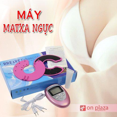 máy massage ngực