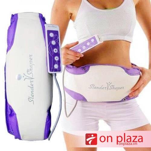 đai giảm eo, đai massage giảm béo 2