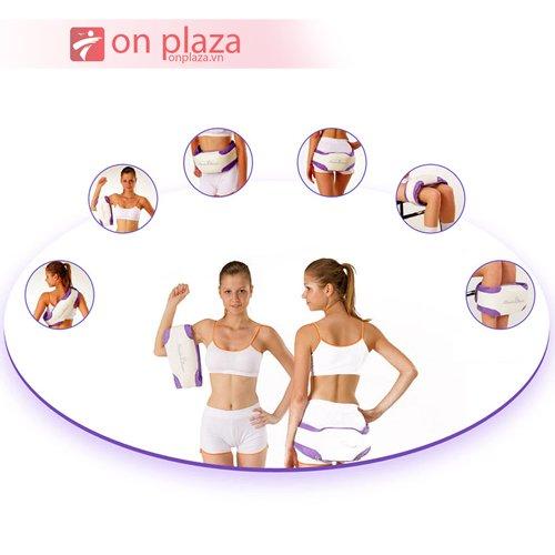 đai giảm eo, đai massage giảm béo 5