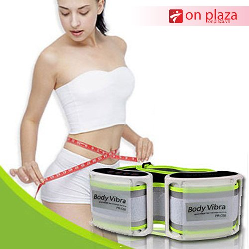 đai giảm eo, đai massage body vibra 2