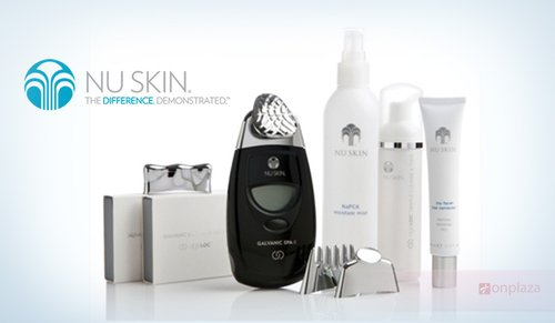 Bộ nuskin ageloc spa package 2