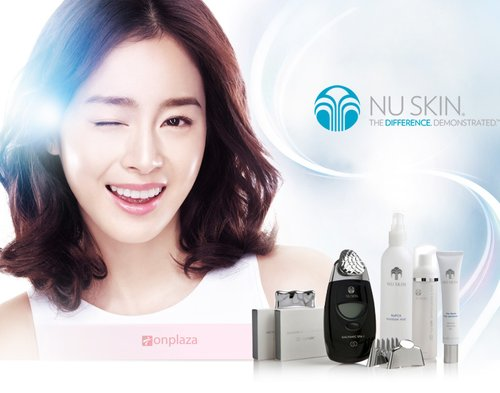 Bộ nuskin ageloc spa package