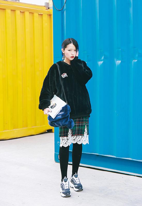 Thời trang teen mùa đông 2016