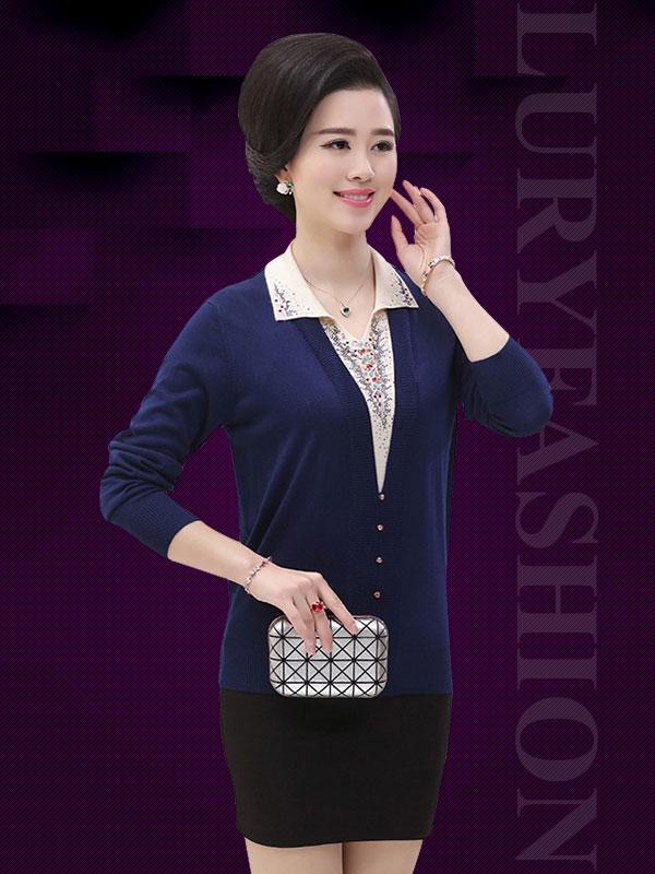 Bộ sưu tập những mẫu áo len nữ đẹp cao cấp đẹp nhất của Lury