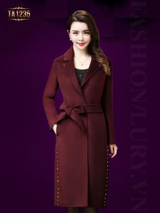 7 mẫu áo khoác dạ nữ 2016 đẹp nhất Hà Nội