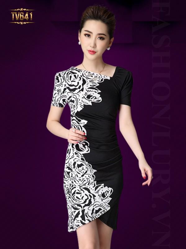 Váy đầm công sở đẹp thu hút mọi ánh nhìn