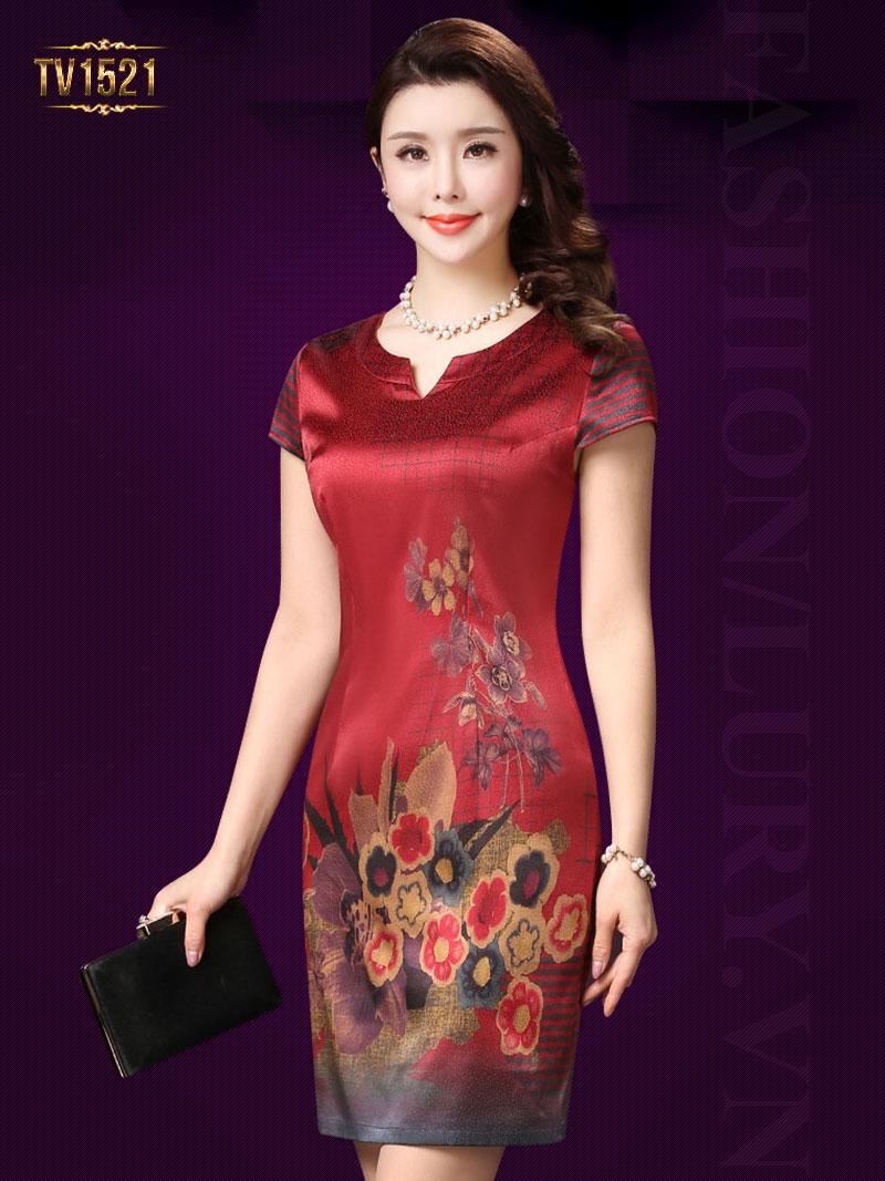 Giới thiệu shop váy đầm tuổi trung niên tại Hà Nội